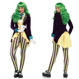 Wicked Trickster Halloween Costume